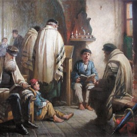 The_Jews_at_prayer_Trutnev
